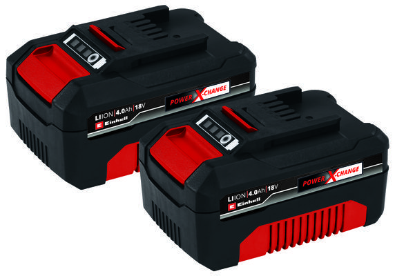 2x18V 4,0Ah PXC-Twinpack BP 1
