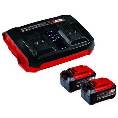 2x 5,2Ah & Twincharger Kit
