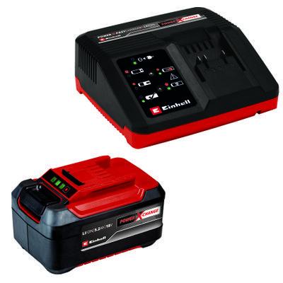 5,2Ah & 4A Fastcharger