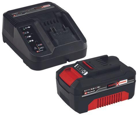 18V 4,0Ah PXC Starter Kit 2